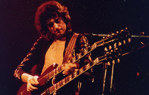 an introduction to the career of jimmy page a guitarist of led zeppelin Legendary rock and roll guitarist jimmy page has the famed led zeppelin guitarist will reportedly hit the road page started his career as a.