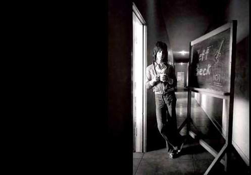 Jeff Beck Rock\'n\'roll legend