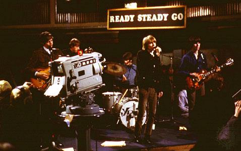 Yardbirds with Jeff Beck