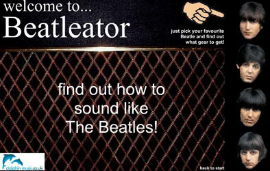 the Beatleator