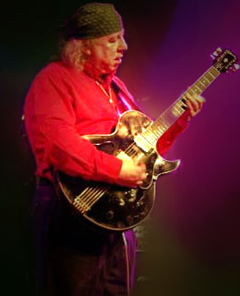 Peter Green, still rocking after all those years...