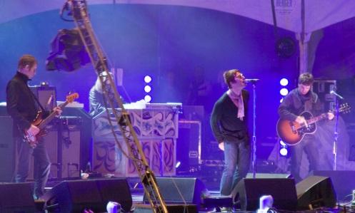 Oasis live, Toronto 2008
