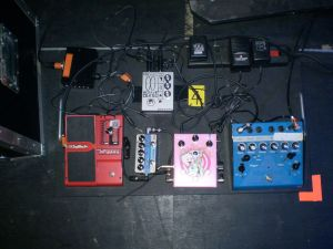 Kevin Shields secondary board. Click to enlarge